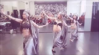 Видео-странички из танцевальной жизни танцовщиц TRIBAL DREAM