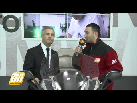 Eurasia Moto Bike Expo 2014 - BMW
