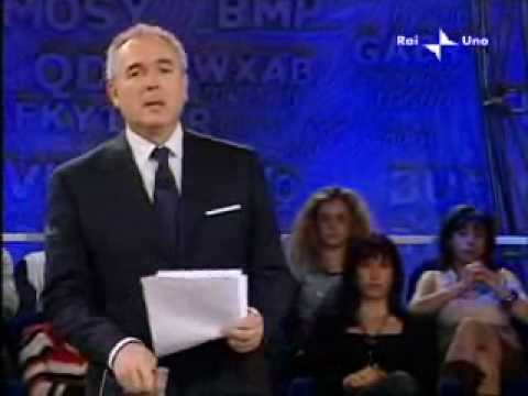 Intervento del Segretario Nazionale ANFP - Enzo Marco Letizia - La Vita in diretta 1/3