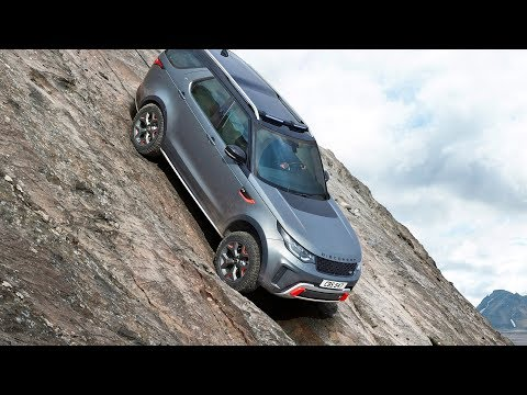 Land Rover Discovery SVX (2018) Ultimate Off-Road SUV