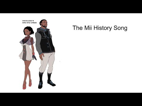 【VOCALOID 5 ORIGINAL】 The Mii History Song 【Amy & Chris】