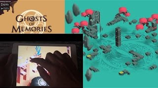Ghosts of memories beta for iOS - a great mystic puzzle game