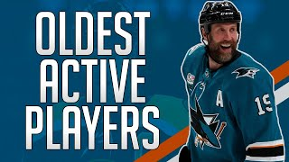 Can the Oldest Active NHL Players Win a Cup Together?? (NHL 20)