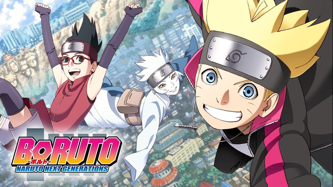 Boruto: Naruto Next Generations - New TV Anime Series Announced!