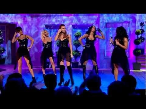 The Saturdays - All Fired Up (Live @ The Alan Titchmarsh Show 05/09/2011)