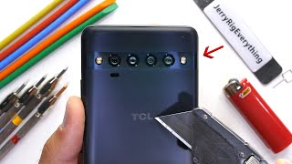 TCL 10 Pro Durability Test - The first of its kind