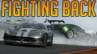 Forza 7 Fighting Back The Right Way
