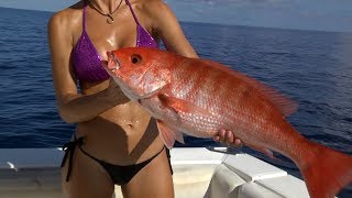 HOT Mexico Fishing pt 1