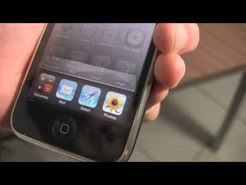 iPhone OS 4.0 First Video