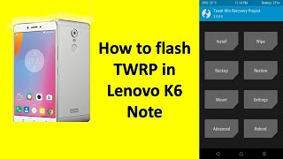 lenovo k6 note flash file - मुफ्त ऑनलाइन