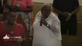 I Love to Praise Him- MCBC Choir featuring Ramonia Miles