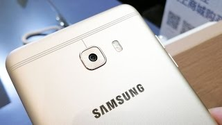 Samsung Galaxy C9 Pro full review