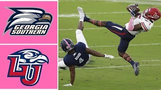 Liberty vs Georgia Southern Highlights | 2019 Cure Bowl | College Football