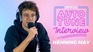 Henning May Von AnnenMayKantereit Im Auto Tune Interview | DIFFUS