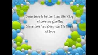 Your Love Is Better Than Life - Fee