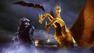 Godzilla - Top 10 Japanese Movie Monsters