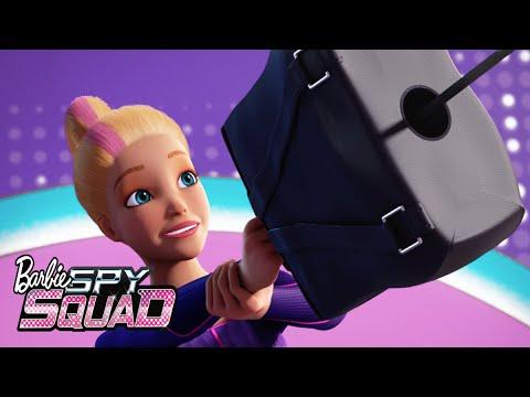 Spy Squad Training | Spy Squad | Barbie