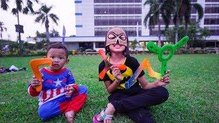 Mainan bumerang untuk anak