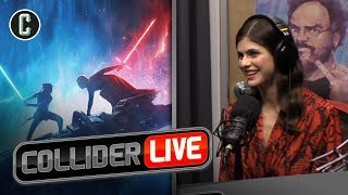 Alexandra Daddario On Whether Or Not She Has Read For A Star Wars Role