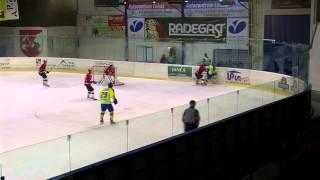 preview picture of video 'HC Frýdek-Místek - HC ZUBR Přerov   17.9.2014'