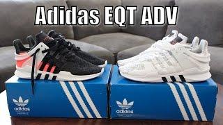 adidas originali eqt sostegno scarpa revisione sui piedi myadidas più