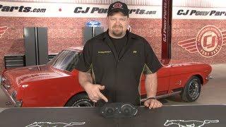 Mustang Ken Harrison Replacement Dash Speaker 1965-1966