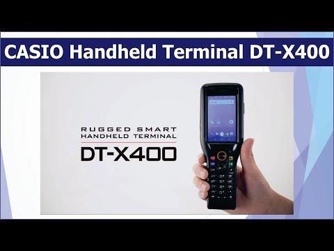 CASIO Handheld Terminal DT-X400