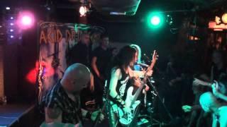 "Acid Drinkers - ""I'm a Rocker"" - RudeBoy Club Bielsko-Biała, 15.10.2011"