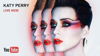 Katy Perry is live streaming her entire weekend at home to promote