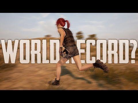 PUBG World Record? Fastest Chicken Dinner! (Playerunknown's Battlegrounds)