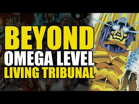Beyond Omega Level: The Living Tribunal | Comics Explained
