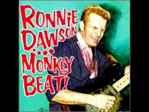 Ronnie Dawson - Down In Mexico (The Coasters Rockabilly Cover)