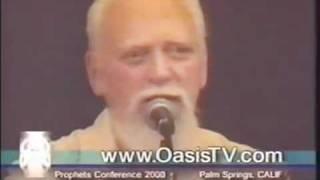 Robert Anton Wilson talk at Palm Springs Prophets Conference December 2000