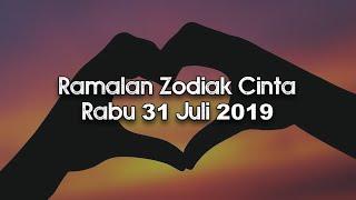 Ramalan Zodiak Cinta Besok Rabu 31 Juli 2019