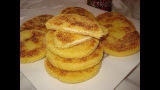 شهيوات ريحانة كمال حرشة بالجبن في المقلاة لذيذة سهلة و سريعة التحضير