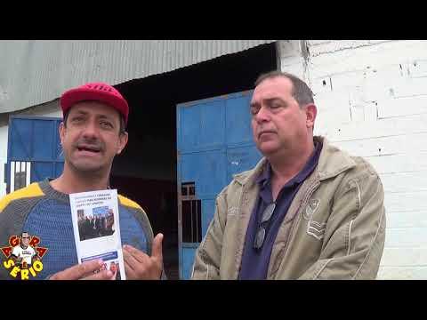 Vereador Chiquinho e Mauro Ramos Secretário de Esportes chamam o Folheto da Deputada Analice Fernandes de Fake News sobre a reforma do Ginásio do Barnabés