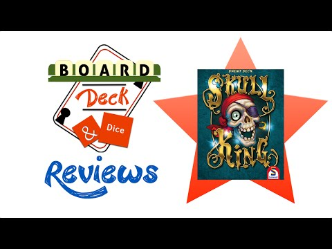 Board, Deck & Dice Review #47 - Skull King