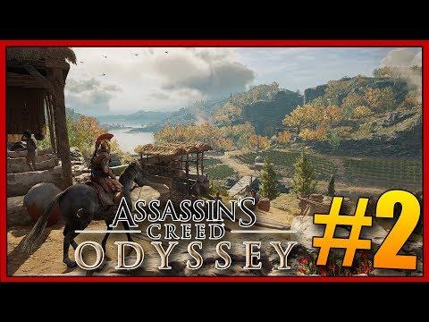 OBJEVUJEME OSTROV! - Assassin's Creed Odyssey #2 CZ/SK