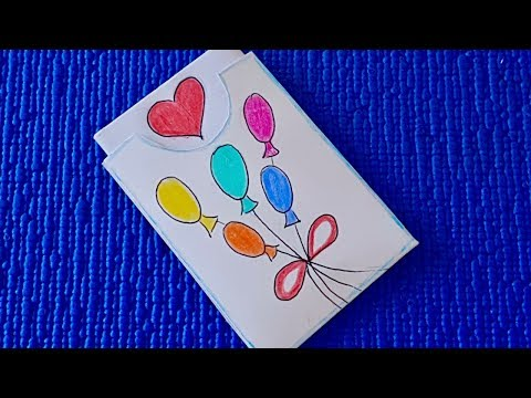 Оригами- Трансформер. Оригинальное поздравление с Днем Рождения. Сюрприз на День Рождения.
