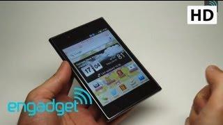 LG Optimus Vu Review | Engadget