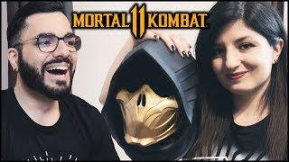 Floe Reacts To Kitana Mortal Kombat 11 Trailer - Floejisan