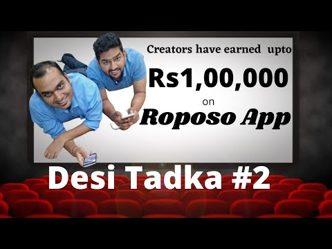 Roposo App cares about creators and shares revenue with them