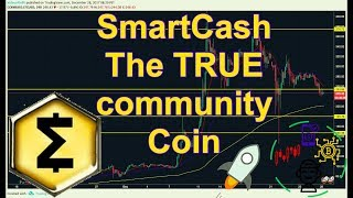 Smart Cash: The People's coin!