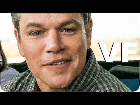 DOWNSIZING Bande Annonce VF (2018)