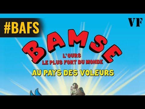 Bamse au pays des voleurs - Bande Annonce VF - 2018