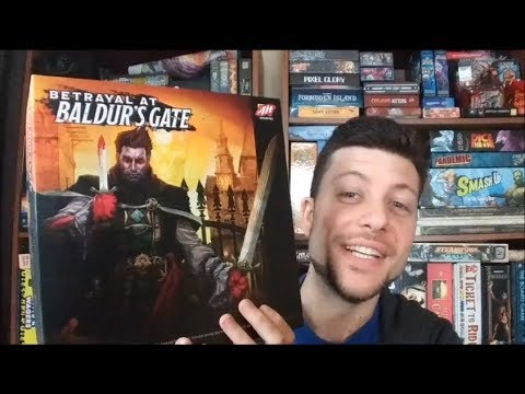 RogueWatson Reviews - Betrayal at Baldur's Gate