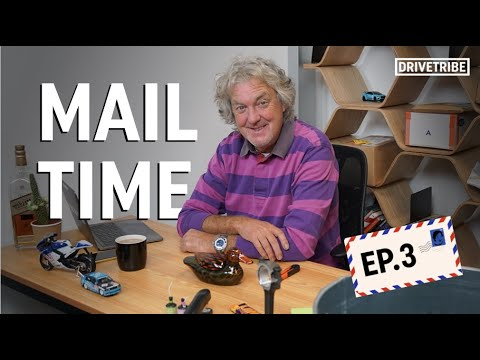 James May Is Sent Whiskers From A Dead Cat In Latest Mail