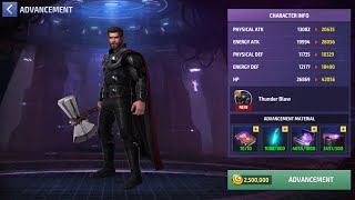 T3 THOR ROAD MAP 👌 | Marvel Future Fight
