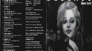 Blueass Blues Band - Hooked On You - 1996 - Voodoo Girl - Dimitris Lesini Greece