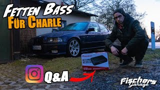 Fetten Bass In Charlie? &  Euere Instagram Fragen zum Pioneer TS-WX130EA